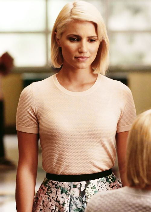 "Dianna Agron as Quinn Fabray in Glee 6x03 ""Jagged Little Tapestry"""