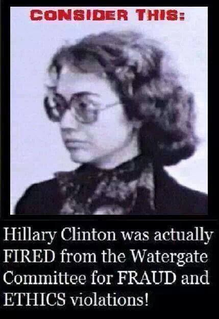Yet another reminder of why she would be HORRIBLE in any political office.