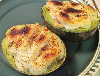 Avocado Tuna Melt! - Low Carb recipe... add bacon if you want :)