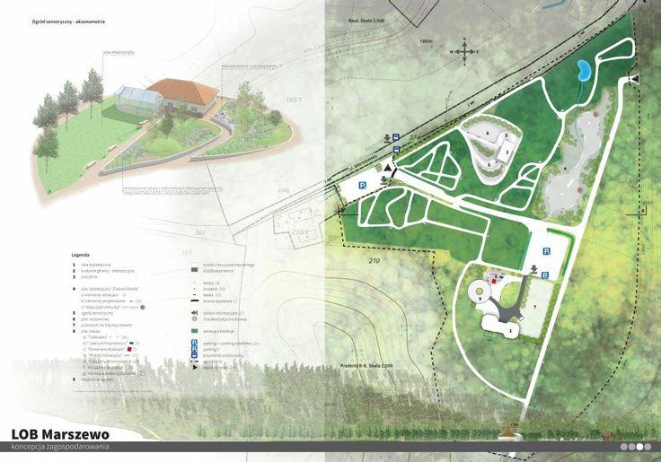 landscape architecture, project, landscape plan, detal, sensory garden | www.mszydelko.pl
