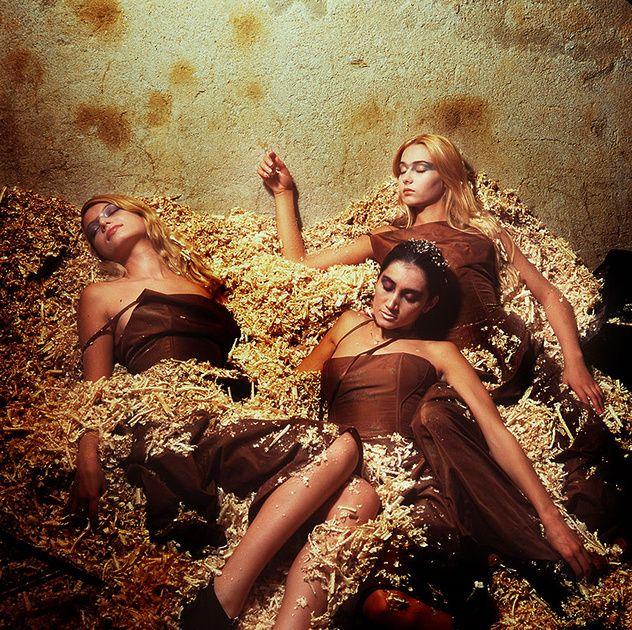 Fashion Editorial Excess Magazine - photo by Catalin Anastase, style Ovidiu Buta