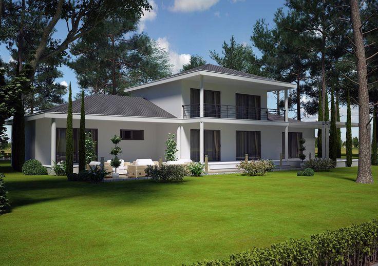 Constructeur de maison moderne maison contemporain for Constructeur de maison 54