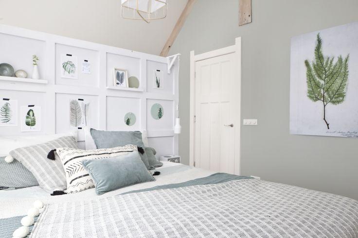 KARWEI | Aflevering 4: De slaapkamer is een gezellige en knusse plek geworden. #karwei #vtwonen #diy #doehetzelf #slaapkamer
