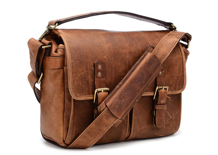 Prince Street messenger bag