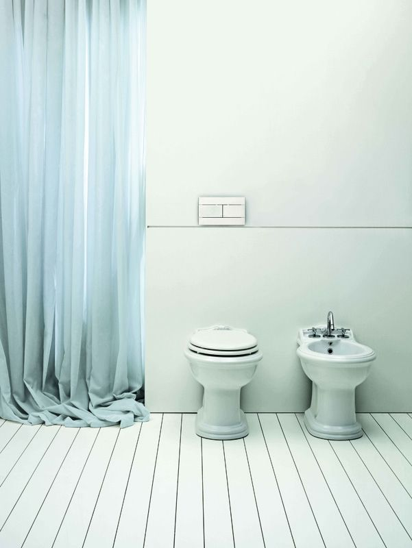 Victorian Style - Sanitary Ware and Washbasins | Azzurra Ceramica S.p.A.