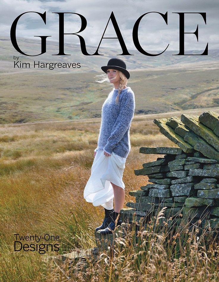Grace. Kim Hargreaves  2016 - 轻描淡写 - 轻描淡写