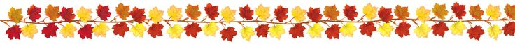 This fall leaf garland is perfect for all of your decorating needs! Use it decorate fireplace mantles, candles or other fall decor! Measures 6ft long.: