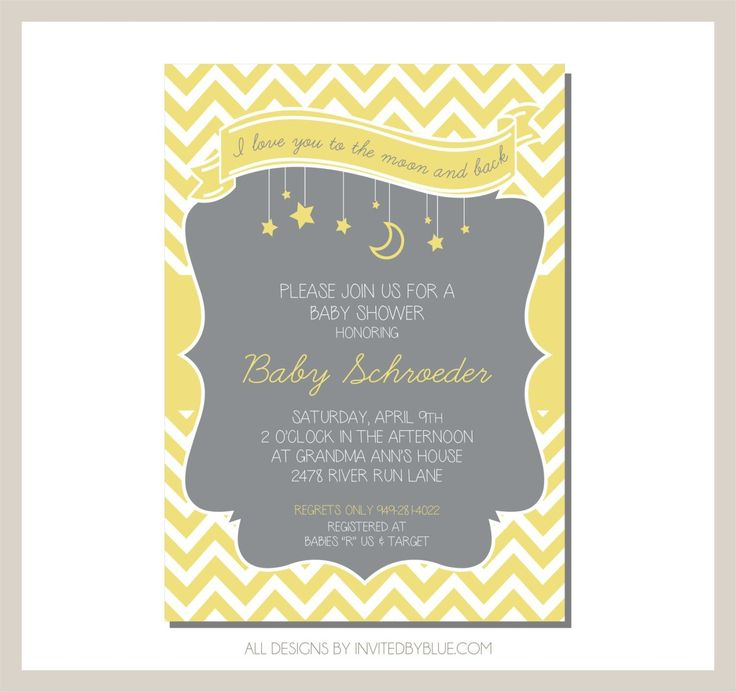 best 25+ baby shower etiquette ideas on pinterest | thank you card, Baby shower invitations