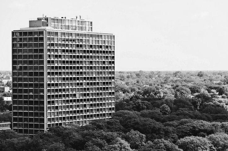 Galería - Clásicos de Arquitectura: Parque Lafayette / Mies van der Rohe - 1