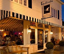 The Gray Goose in Southport, CT - just off Exit 19
