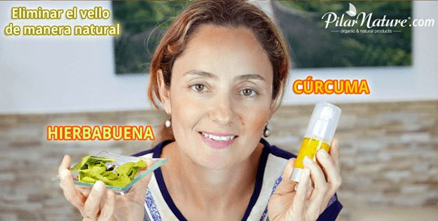 Receta cómo eliminar el vello de manera natural con cúrcuma e hierbabuena by Pilar Nature. PULSA AQUÍ http://www.pilarnature.com/blog/?p=2001