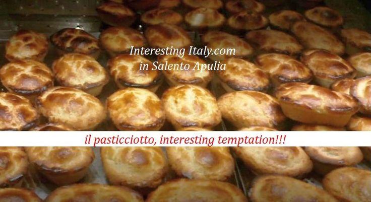 Il Pasticciotto Leccese Puglia