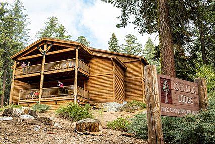 John Muir Lodge Review #kingscanyon #kingscanyonnationalpark #johnmuirlodge