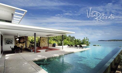 Island of Koh Samui, Luxury Villa