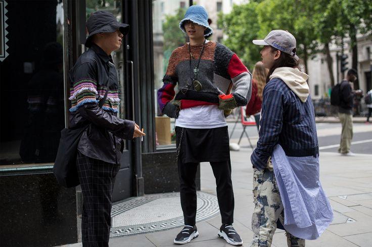 London Fashion Week Street Style: Spring/Summer 2018 Pt. II - London Fashion Week Street Style Ss18 2 - Grailed