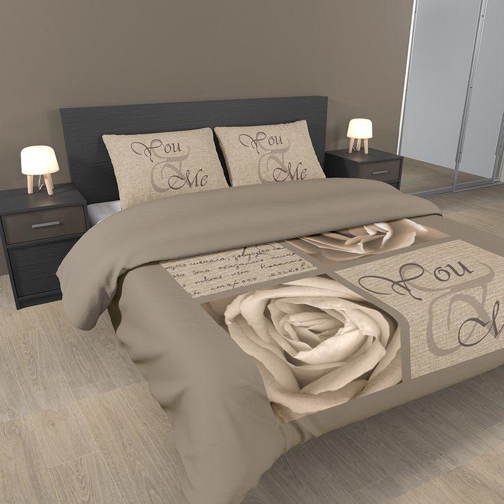 slaapkamer inspiratie taupe - Google zoeken