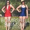 THE BOMBSHELL SWIMSUIT IS HERE! | Closet Case Files