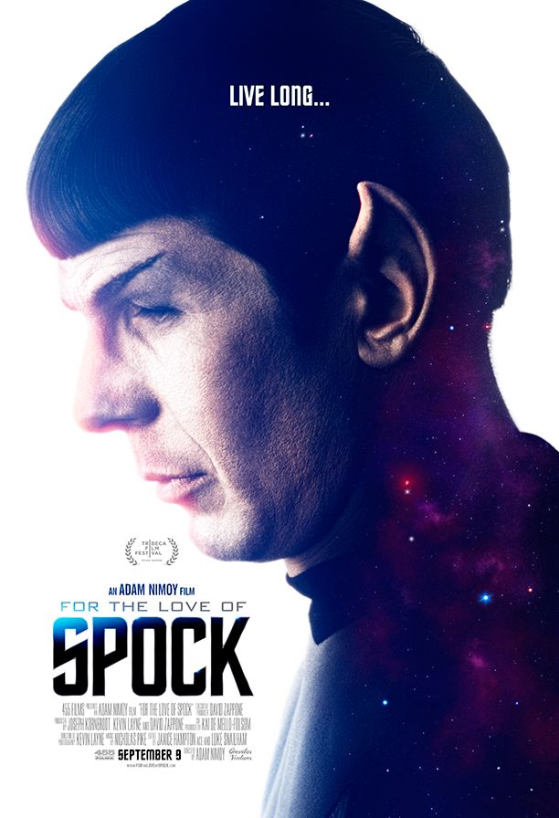 For the love of Spock movie. Leonard Nimoy's Star Trek character meant a lot of different things to a lot of different people, many of whom offer testimony in the new documentary