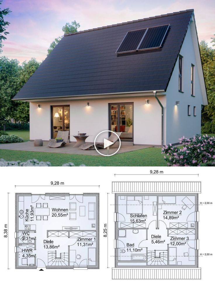 Pin By Mia Haveau On Huis House Blueprints