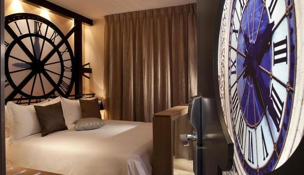 Secret de Paris design hôtel.