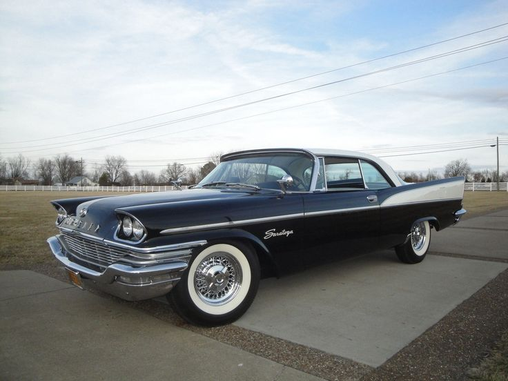 79 best images about chrysler windsor on pinterest for 1957 chrysler saratoga 4 door