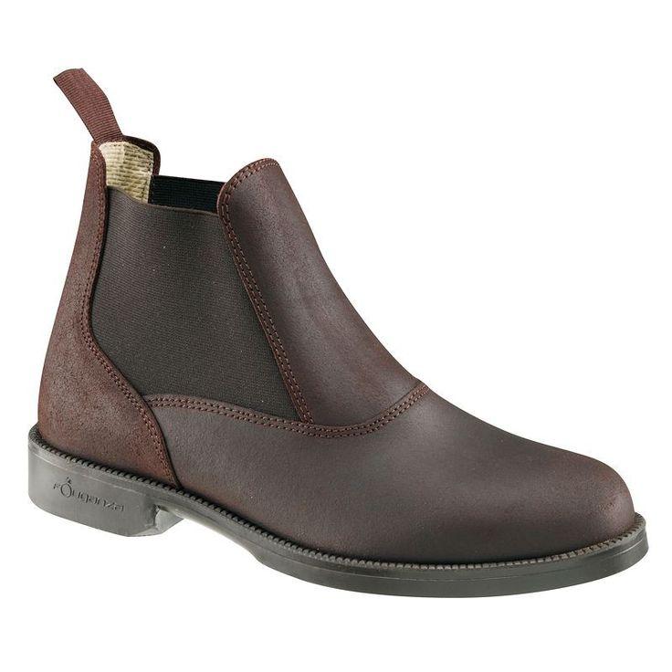 EQUITAÇÃO - calçado Calçado de Mulher - Botins Equitação CLASSIC FOUGANZA - Por tipo