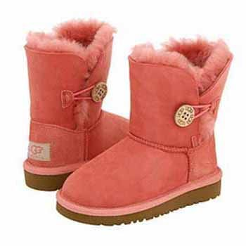 UGG Bailey Button Kids 5991 zapatillas