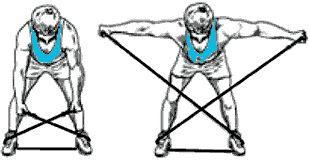 exercice avec elastique pour muscler le dos Get Your Sexiest Body Ever! http://yoga-fitness-flow.blogspot.com?prod=RPwwYTpq