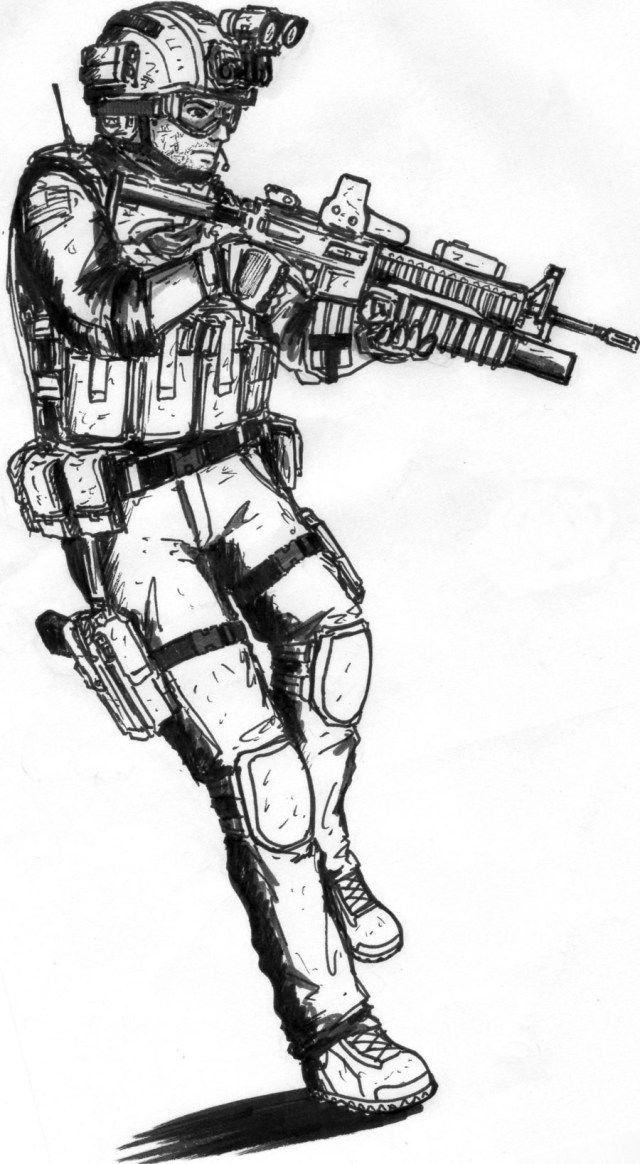 27 Inspiration Photo Of Call Of Duty Coloring Pages Entitlementtrap Com Call Of Duty Military Drawings Soldier Drawing