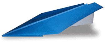 origami Paper Plane 1