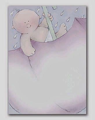 Baby Shower: tarjetas para imprimir gratis.