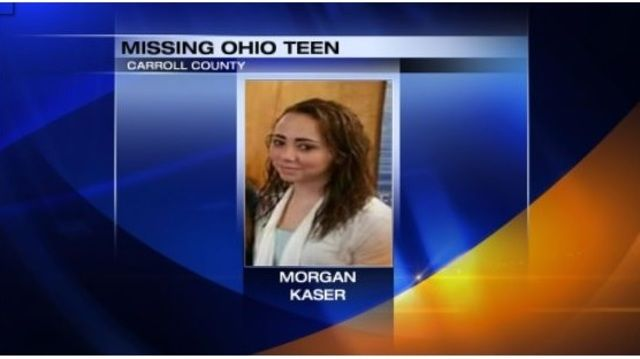 The Carroll County Sheriff's Office is working to find a missing teen.