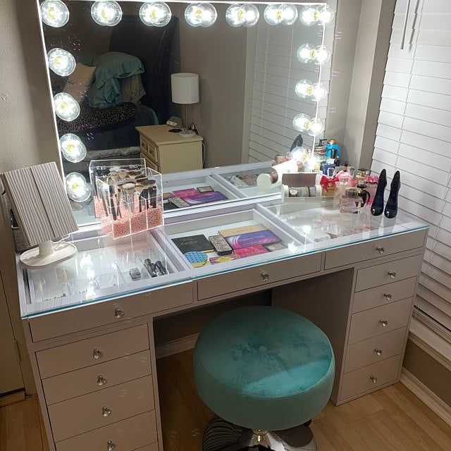 Impressions Vanity Hollywood Reflection Plus Makeup Etsy Mirror With Lights