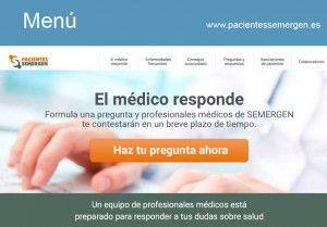 web pacientes semergen wikiproyectos