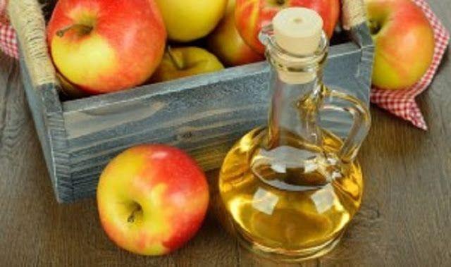 Lave o rosto com vinagre de maçã por 5 dias e veja o que acontece com sua pele   Cura pela Natureza