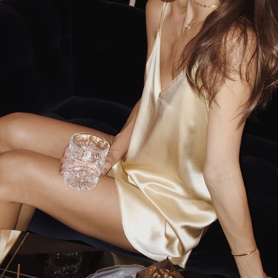 Slip dresses #slipdress, #topshop, #dress, #satin, #metallic
