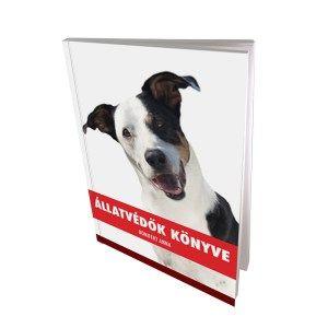 Bonifert Anna - Állatvédők könyve - vegán könyv