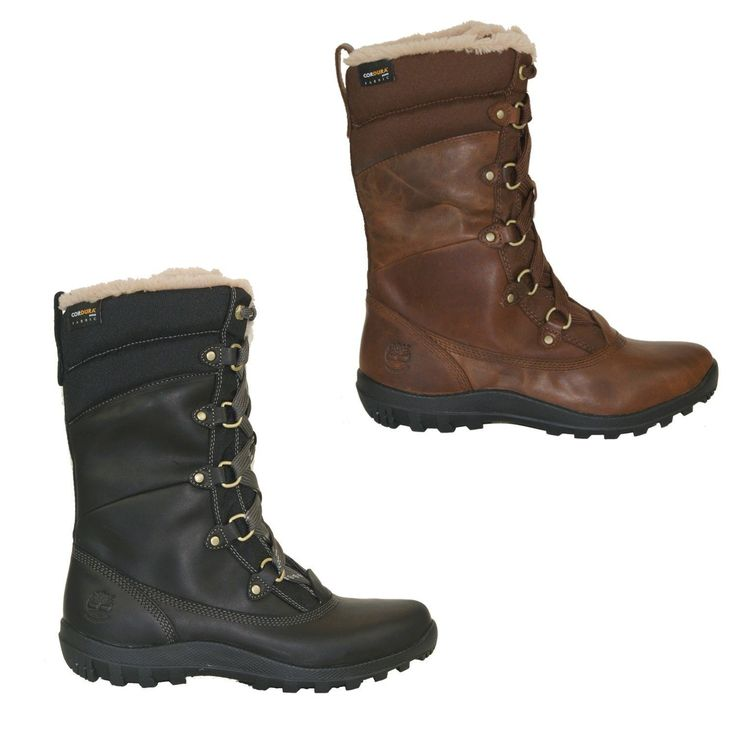 Timberland Mount Hope Boots Waterproof <b>Women'S Winter Boot</b> ...