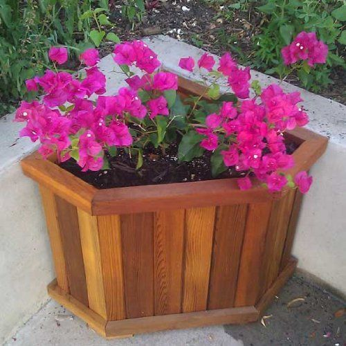 Rectangle Raised Flower Box Planter Bed 2 Tier Soil Pots: 11 Best Garden/Flower Bed Images On Pinterest