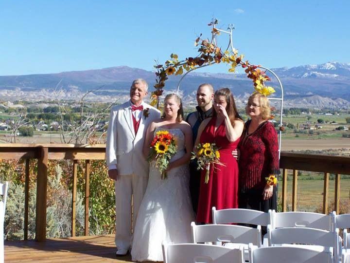 Outdoor Wedding!! October In Colorado