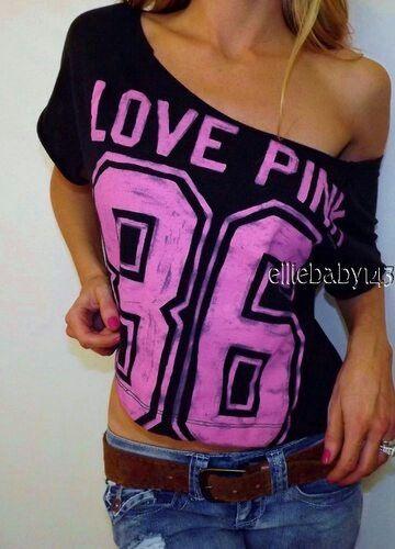 <3 victoria's secret LOVE PINK