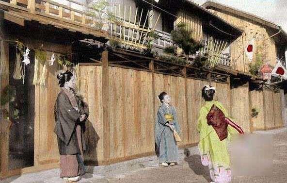 江戸時代をカラーで見るとこんなに美しい!「日本を愛した19世紀のアメリカ人画家」が描いた江戸時代の写実画がすごい 羽根つき