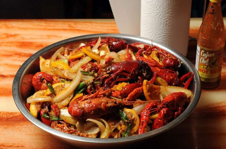 The Crawfish Kitchen Recipe at Cajun Kitchen