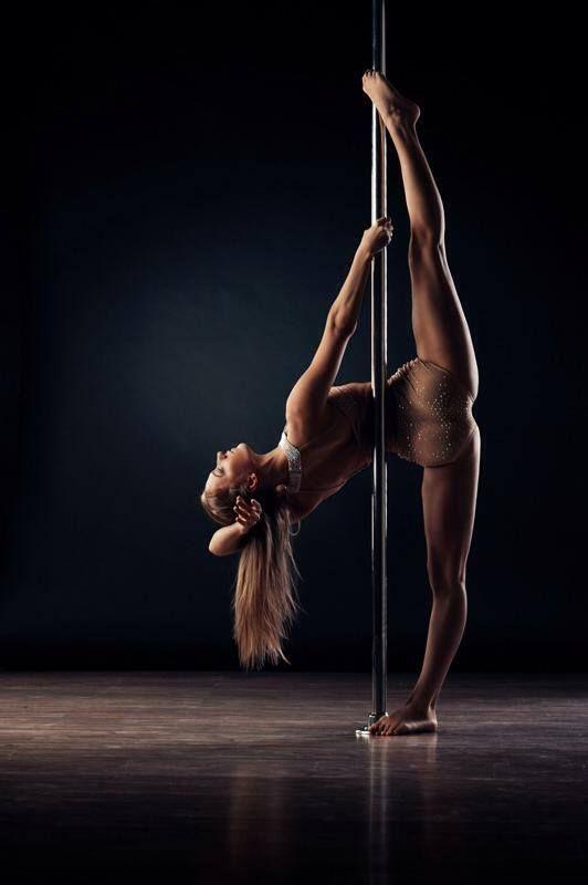 Pole Fitness - Anastasia Shkuktorova