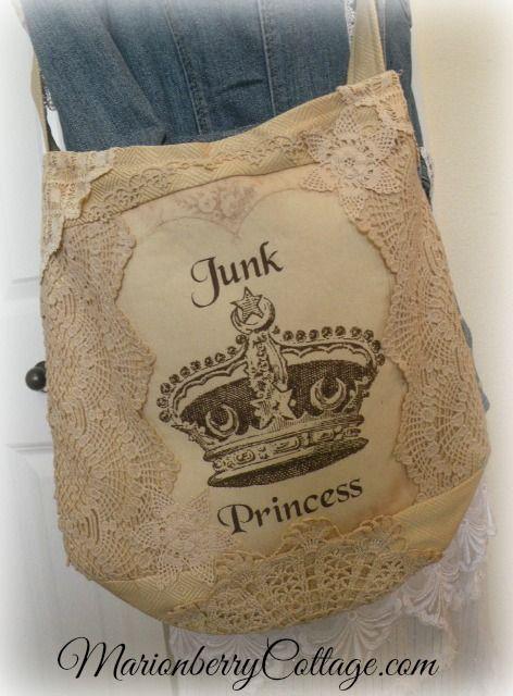 Indésirable princesse boho sac à main ample