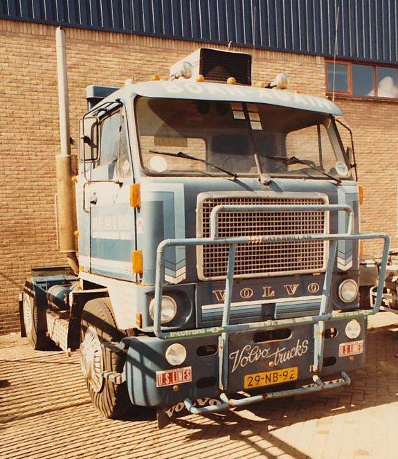 Volvo F88 | Keep on Truckin' | Pinterest
