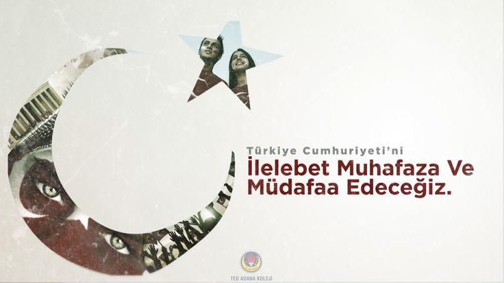 """@Behance projeme göz atın: """"Ted Adana Koleji İçin Hazırladığım 29 Ekim Videosu"""" https://www.behance.net/gallery/45260493/Ted-Adana-Koleji-cin-Hazrladgm-29-Ekim-Videosu"""