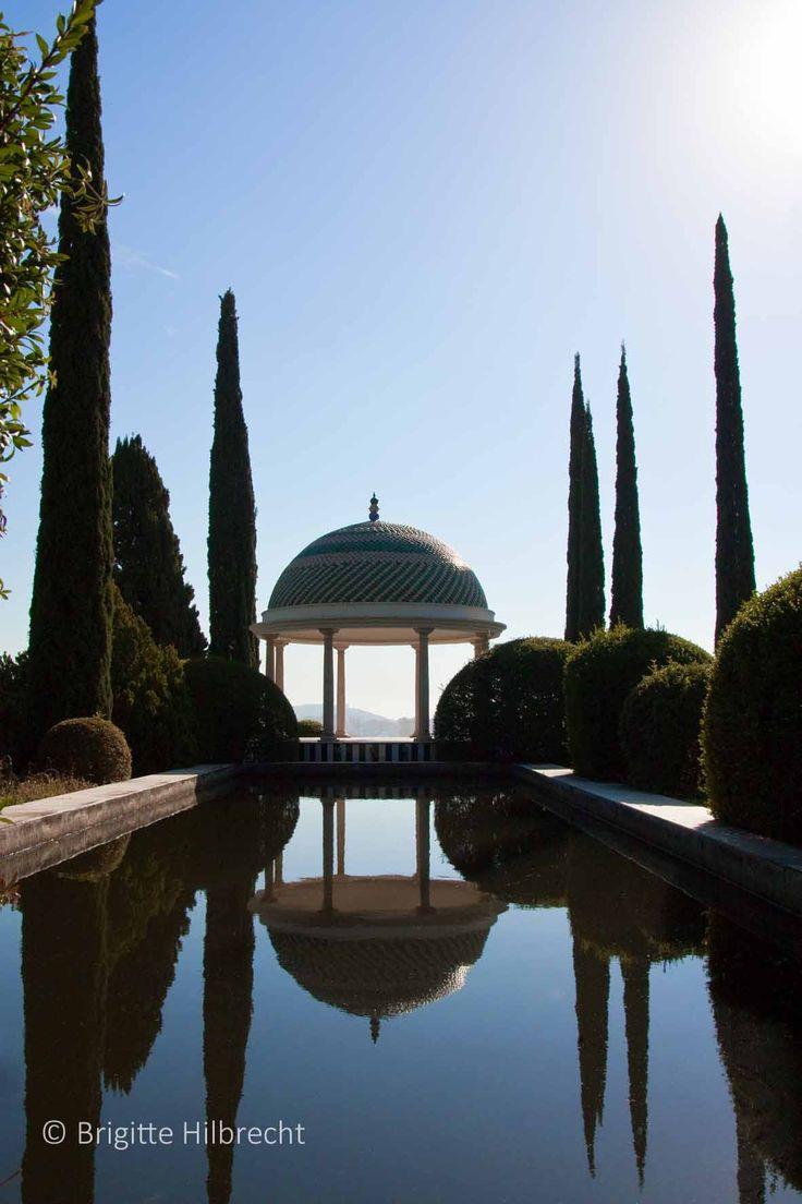 #Málaga #HistoricalBotanicalGardens / For more information http://www.amazon.co.uk/M%C3%A1laga-Capital-Coast-Brigitte-Hilbrecht/dp/1517300533/ref=sr_1_1?s=books&ie=UTF8&qid=1456574193&sr=1-1&keywords=malaga