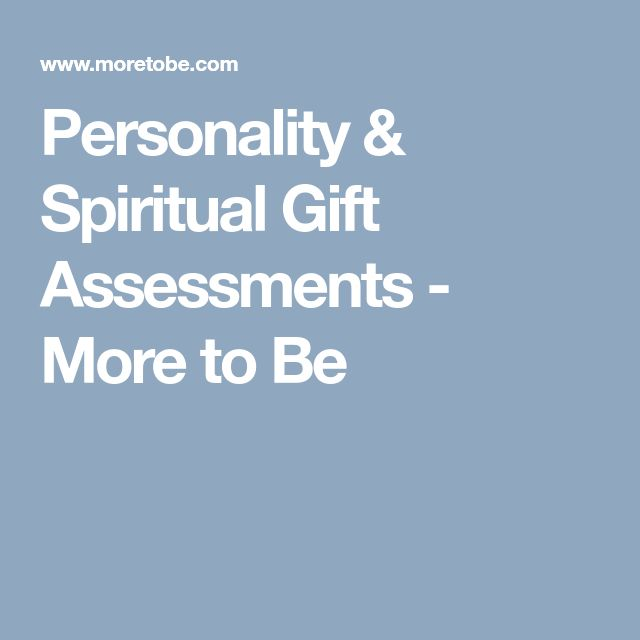 The 25 best spiritual gifts assessment ideas on pinterest personality spiritual gift assessments negle Image collections