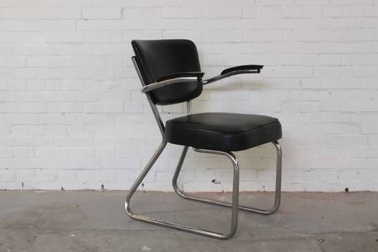 Fana tubular chair from the fifties